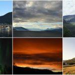 Severna norvegia slunce nosht